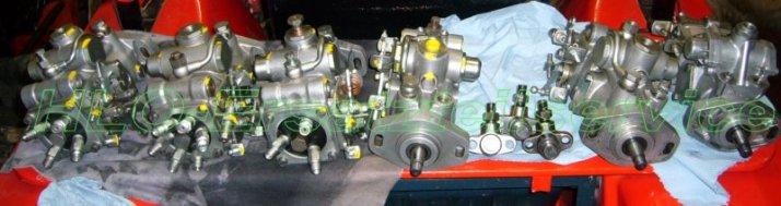 Prächtig H·L·O Ersatzteilservice Einspritzpumpe Verteilereinspritzpumpe #UB_39